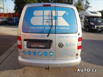 Prodám Volkswagen Caddy 1,9 TDi