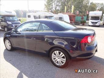 Prodám Volkswagen EOS 2,0 FSi TOP Výbava - LPG
