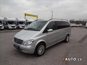Prodám Mercedes-Benz Viano 3,0 CDi Long - Exclusive