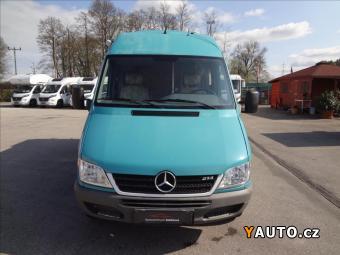 Prodám Mercedes-Benz 2,3 Sprinter obytný automobil