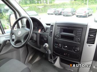 Prodám Volkswagen Crafter 2,0 TDI TOP STAV