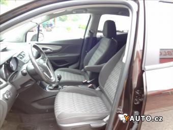 Prodám Opel Mokka 1,4 i Turbo 4x4 - držák kola