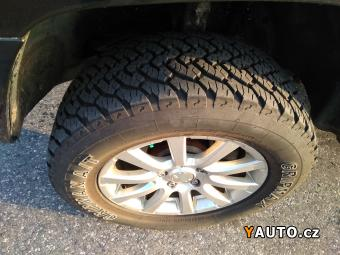 Prodám Jeep Grand Cherokee WH Overland