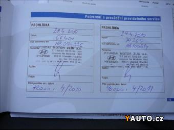 Prodám Hyundai Matrix 1,5 CRDi 1. maj., ČR, SERVISKA