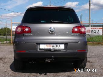 Prodám Volkswagen Tiguan 2,0 TDi SERVISKA, 4 x 4