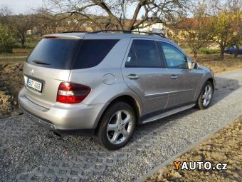 Prodám Mercedes-Benz Třídy M ML 320 CDI 4-MATIC