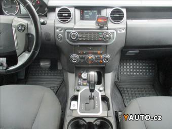 Prodám Rover 2,7 TDV6 Aut. Discovery 4