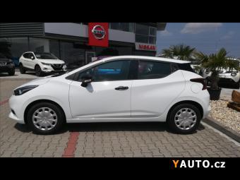 Prodám Nissan Micra 1,0 VISIA+ TOP CENA