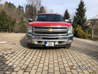 Prodám Chevrolet Silverado 1500 LT, 5, 3 l, V8