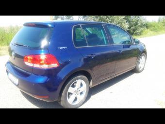 Prodám Volkswagen Golf 1, 2 TSi TEAM 1. majitel