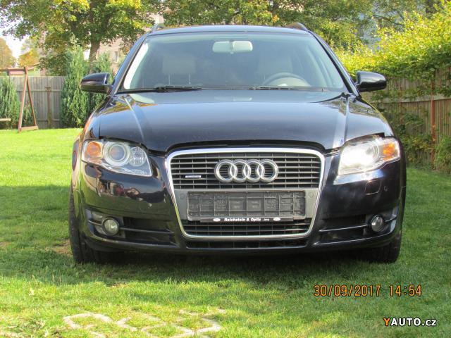Prodám Audi A4 3, 0TDI V6, 4x4