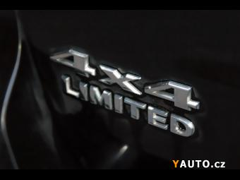 Prodám Jeep Grand Cherokee LIMITED 3.0D, SUPER, 1 MAJ.