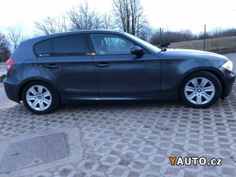Prodám BMW Řada 1 18D M-PACKET M-PERFORMANCE