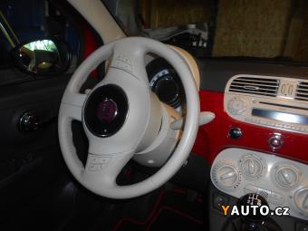Prodám Fiat 500 Fiat 500 C