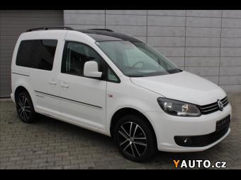 Prodám Volkswagen Caddy 1,6 TDi 75kW 30 EDITION KŮŽE