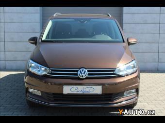 Prodám Volkswagen Touran 2,0 TDi 110kW DSG NAVI LED