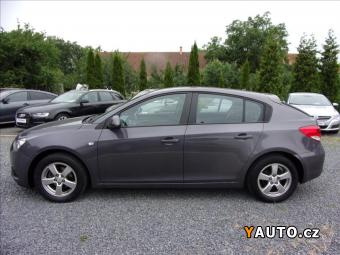 Prodám Chevrolet Cruze 1,8 LPG, ČR, 1. majitel