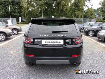 Prodám Land Rover Discovery Sport 2,0 TD4, ČR, 1. majitel