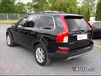 Prodám Volvo XC90 2,4 D5 AWD, CZ