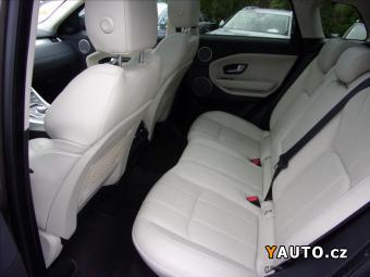 Prodám Land Rover Range Rover Evoque 2,0 HSE TD4, CZ, TOP STAV