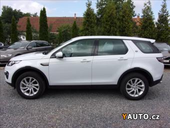 Prodám Land Rover Discovery Sport 2,0 TD4