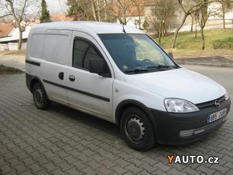 Prodám Opel Combo 1, 3 CDTI