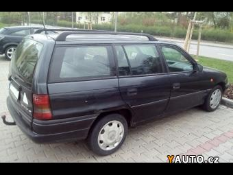 Prodám Opel Astra 1, 6i 16V Caravan