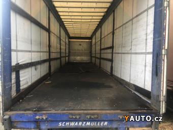 Prodám Schwarzmüller SPA3/E Standart SAF