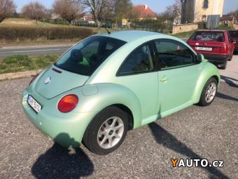 Prodám Volkswagen New Beetle 2,0 Benzin