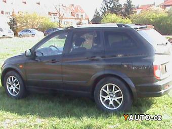 Prodám SsangYong Kyron 2, 0M200XDI automat 4WD