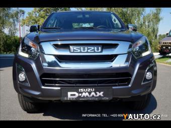 Prodám Isuzu D-Max 1,9 DAT6PRODÁN Premium+ NAVI