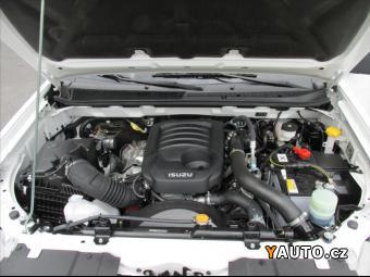 Prodám Isuzu D-Max 1,9 D 4x4 SINGLE CAB 3STR. SKL