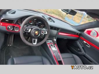 Prodám Porsche 911 Carrera S, po 1. MAJITELI, ČR, DPH