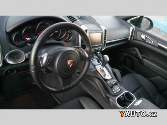Prodám Porsche Cayenne 3.0 DIESEL, 1. MAJITEL, ČR, DPH