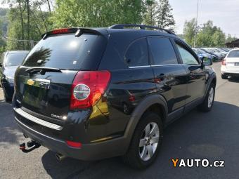Prodám Chevrolet Captiva 2.0-110kW-SERVISKA