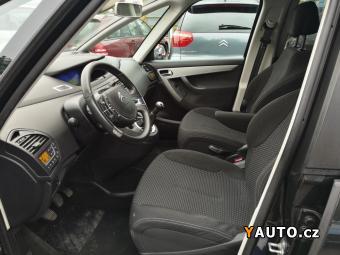 Prodám Citroën C4 Picasso 1.6 BENZIN, PLNÁ VÝBAVA, SERVI