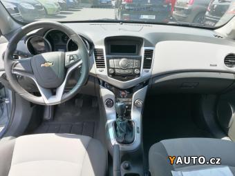 Prodám Chevrolet Cruze 1.6 BENZIN, PLNÁ VÝBAVA