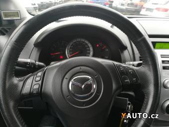 Prodám Mazda 5 2.0D, 7MÍST, NAVI, XENONY, KLI