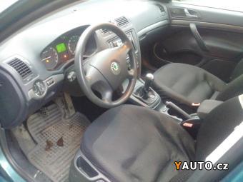Prodám Škoda Octavia TDI PD ELEGANCE