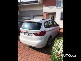 Prodám BMW Řada 2 218i GRAN TOURER - 7 mist