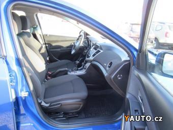 Prodám Chevrolet Cruze 1.6i 16V, 1. majitel, serviska