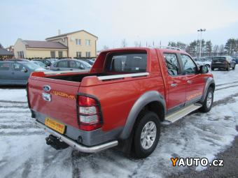 Prodám Ford Ranger 3.0 TDCi 4x4 SERVISKA