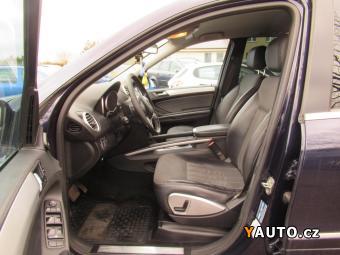 Prodám Mercedes-Benz Třídy M 350 CDi 4MATIC