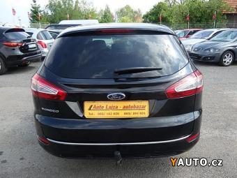 Prodám Ford Mondeo 2.0 TDCi Titanium Plus, 1. majit