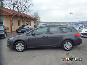Prodám Opel Astra 1.7 CDTi Sports Tourer