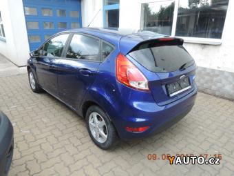 Prodám Ford Fiesta TREND 1,25i KLIMA