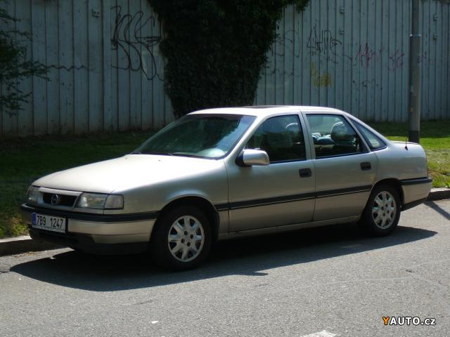 Prodám Opel Vectra CD