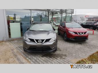 Prodám Nissan Qashqai 1,2i N-Vision