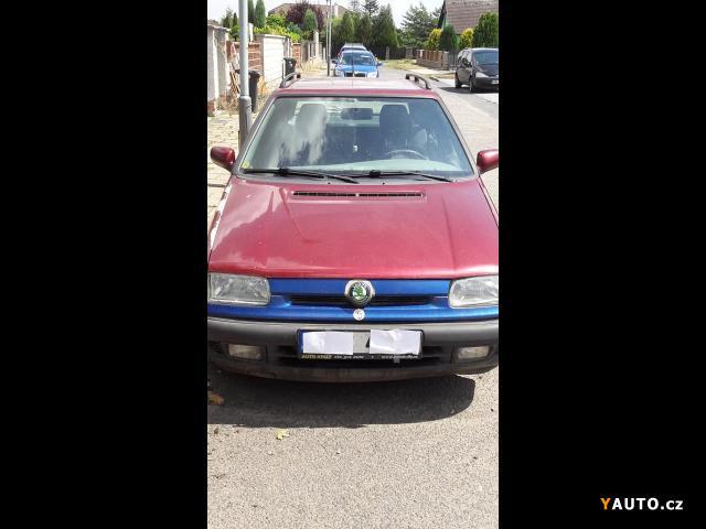 Prodám Škoda Felicia 1.6 55 kw POSLEDNÍ ŠANCE