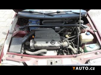Prodám Škoda Felicia 1.6 55 kw